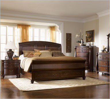Magnussen Your Choice For Your Home Michael Amini Bedroom Furniture Set