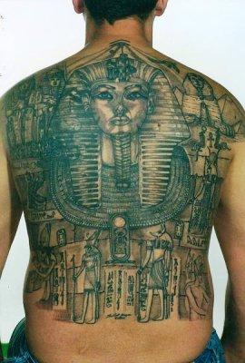 pin tatouage pharaon egyptien photos et modeles de tatouages tattoo on pinterest. Black Bedroom Furniture Sets. Home Design Ideas